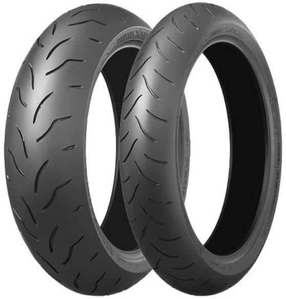 120/70ZR17 Bridgestone BT016F 58W TL