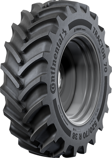 480/70R38 CONTINENTAL TRACTOR 70 145D/148A