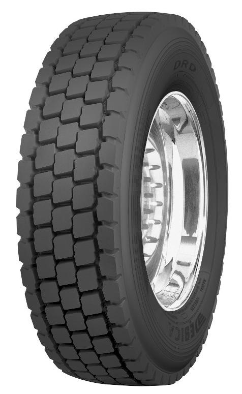 295/80R22.5 DEBICA DRD TRACTION 152/148L 3PSF