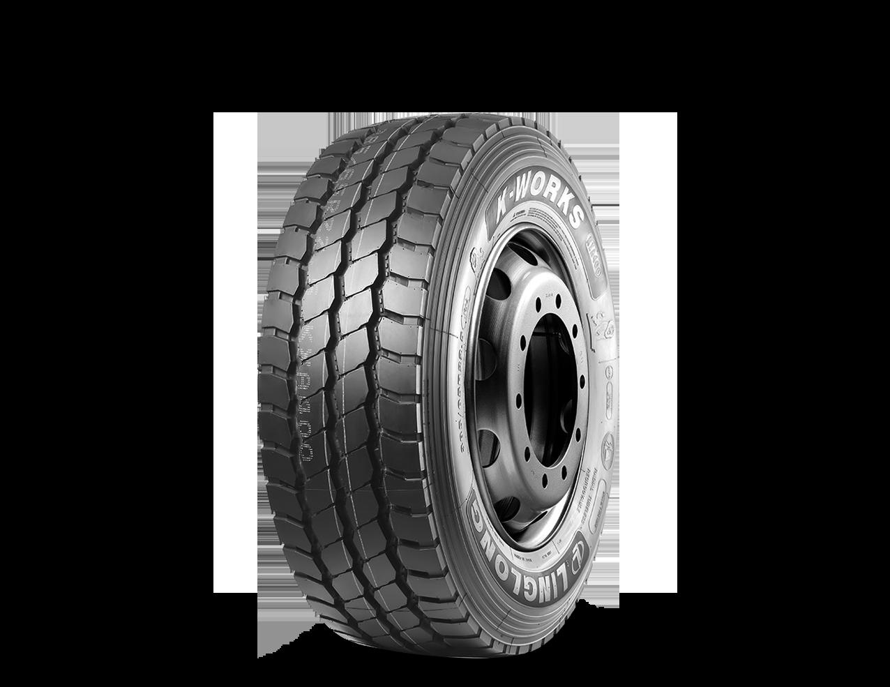 425/65R22.5 LINGLONG KXA400 165K TL M+S