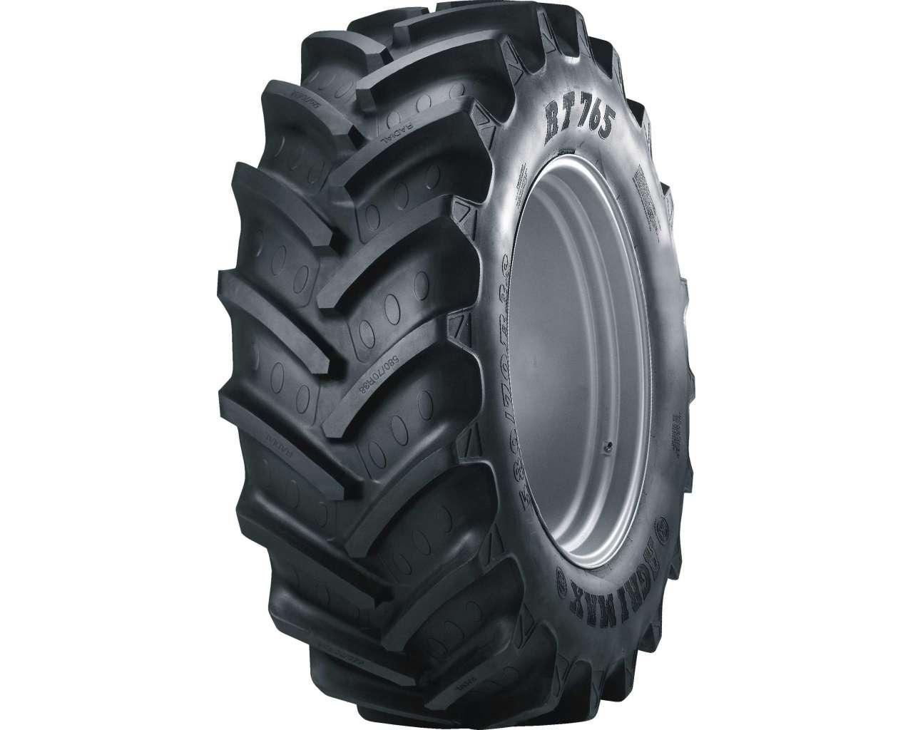 710/70R42 BKT AGRIMAX RT765 (173A8/B) TL MAZLIETOTAS ( ATLIKUMS 85%)
